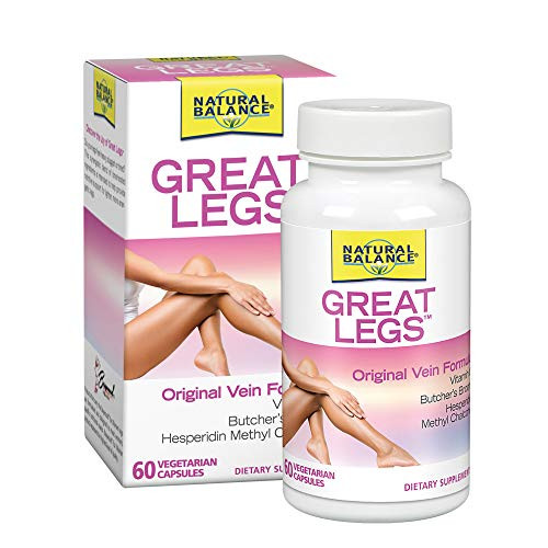 Natural Balance Great Legs Capsules, 60 Count-1610748501