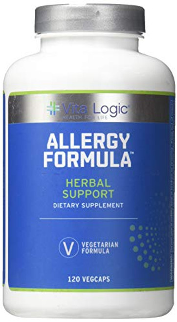 Vita Logic Allergy Formula, Veg Cap (Btl-Plastic) 120ct