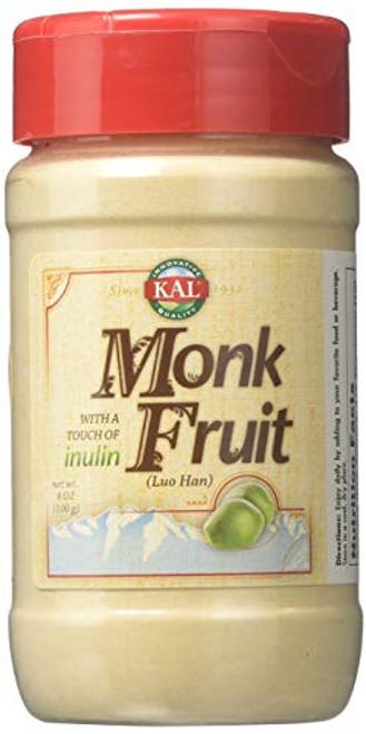 Kal Monk Fruit Powder, 4 Ounce