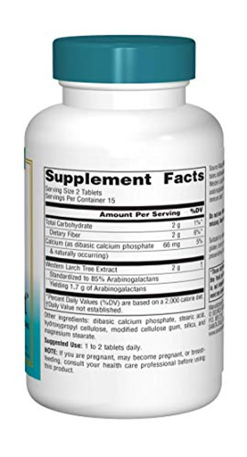 Source Naturals Wellness Larch Extract, 30 Tablets