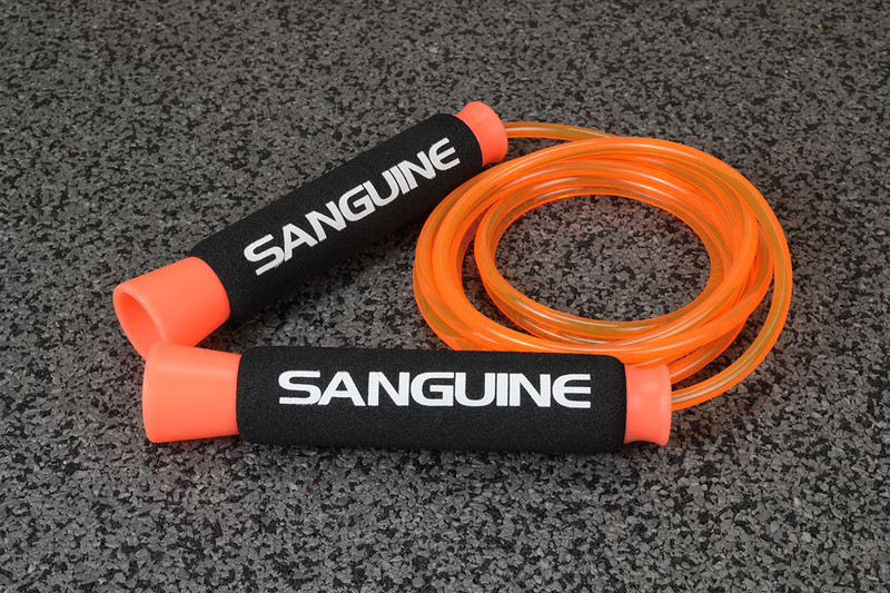 Deluxe Foam Bearing PVC Jump Rope 6.0