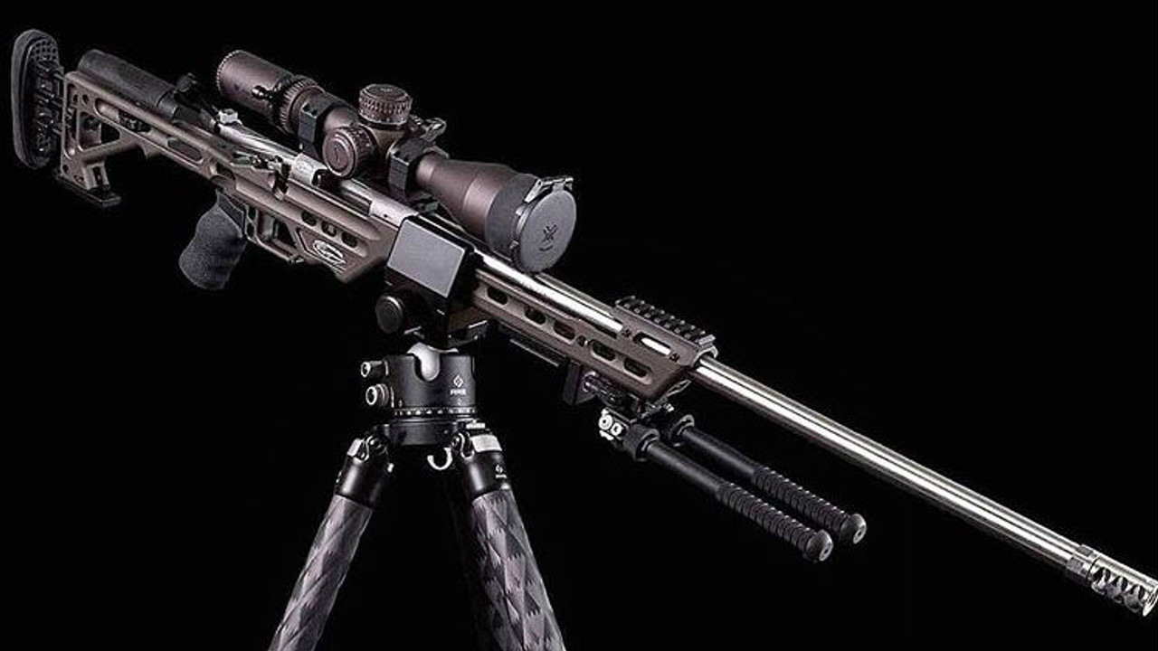 MPA MasterPiece Arms BA Comp Chassis