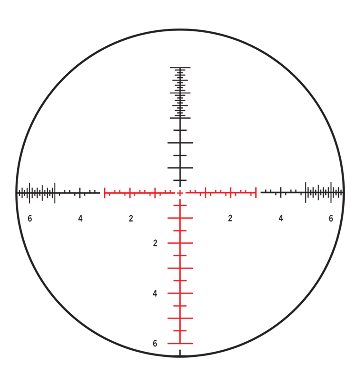 SCR Reticle