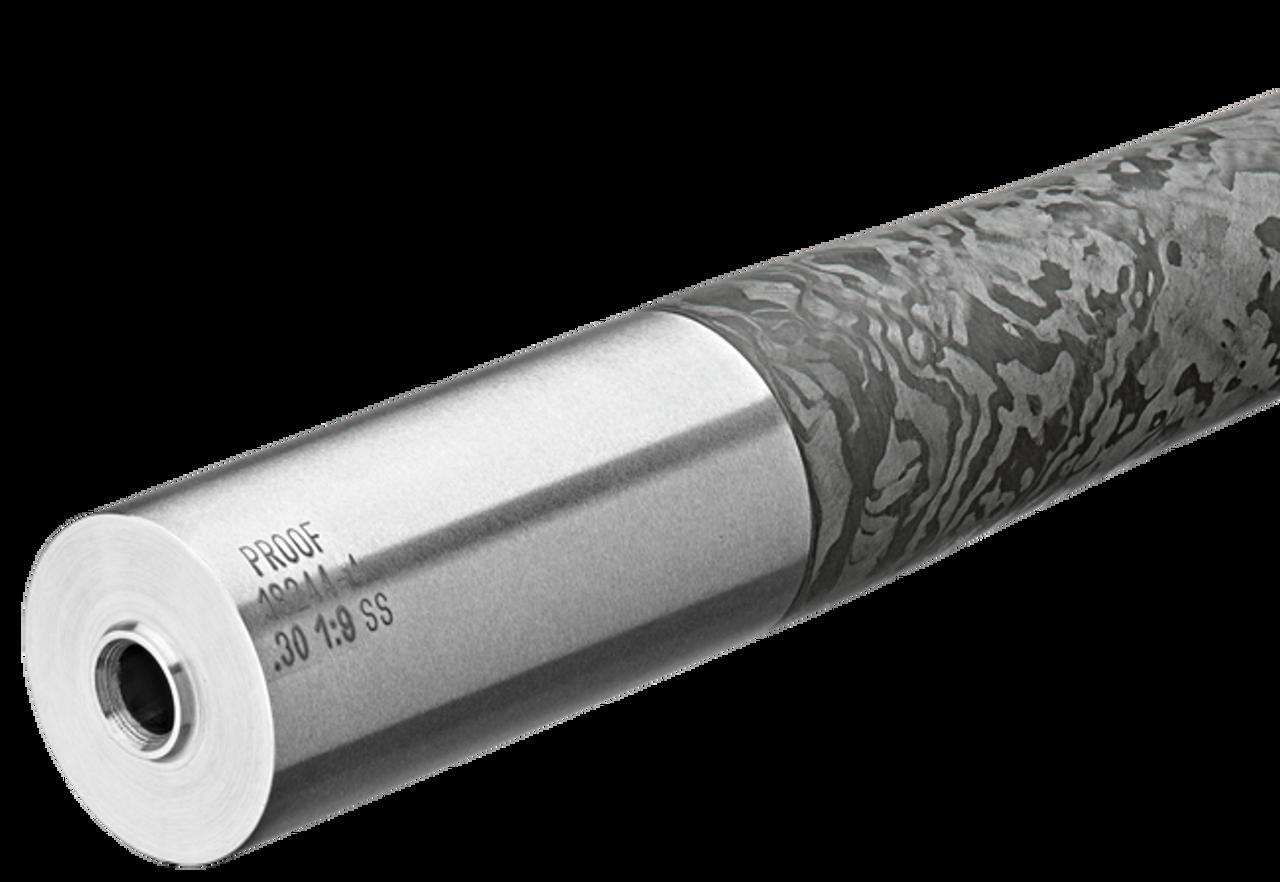 Customer Supplied Carbon Fiber Barrel  - Threaded, chambered, & muzzle threaded