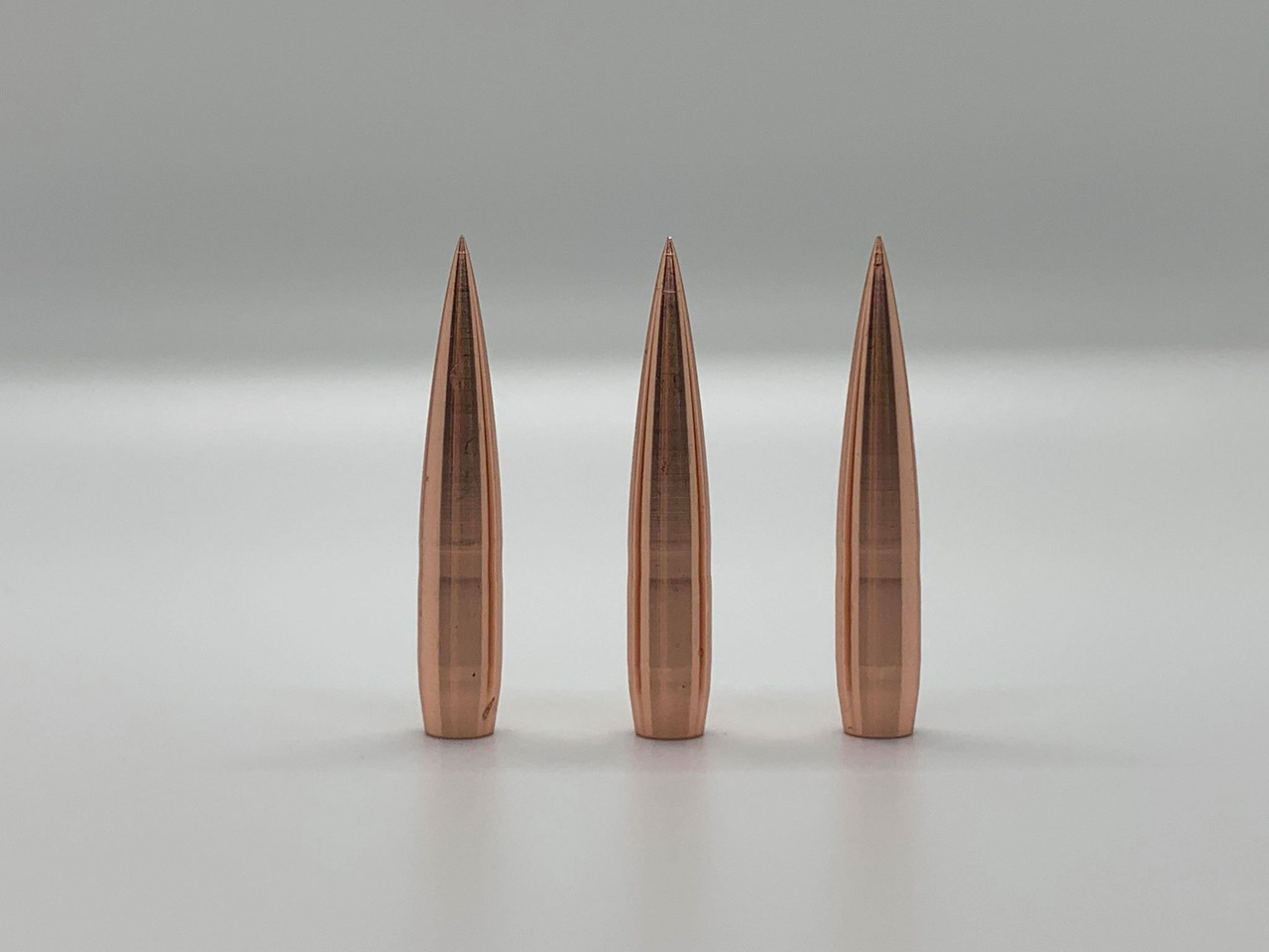 """FLM 6.5mm 124gr """"Seneca"""" Competition Bullet - 50 ct"""