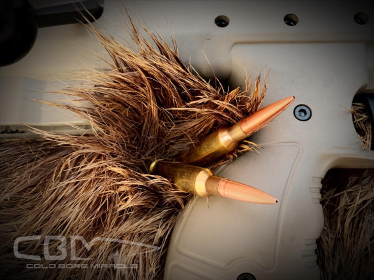 123 Cayuga loaded in 6.5mm Creedmoor