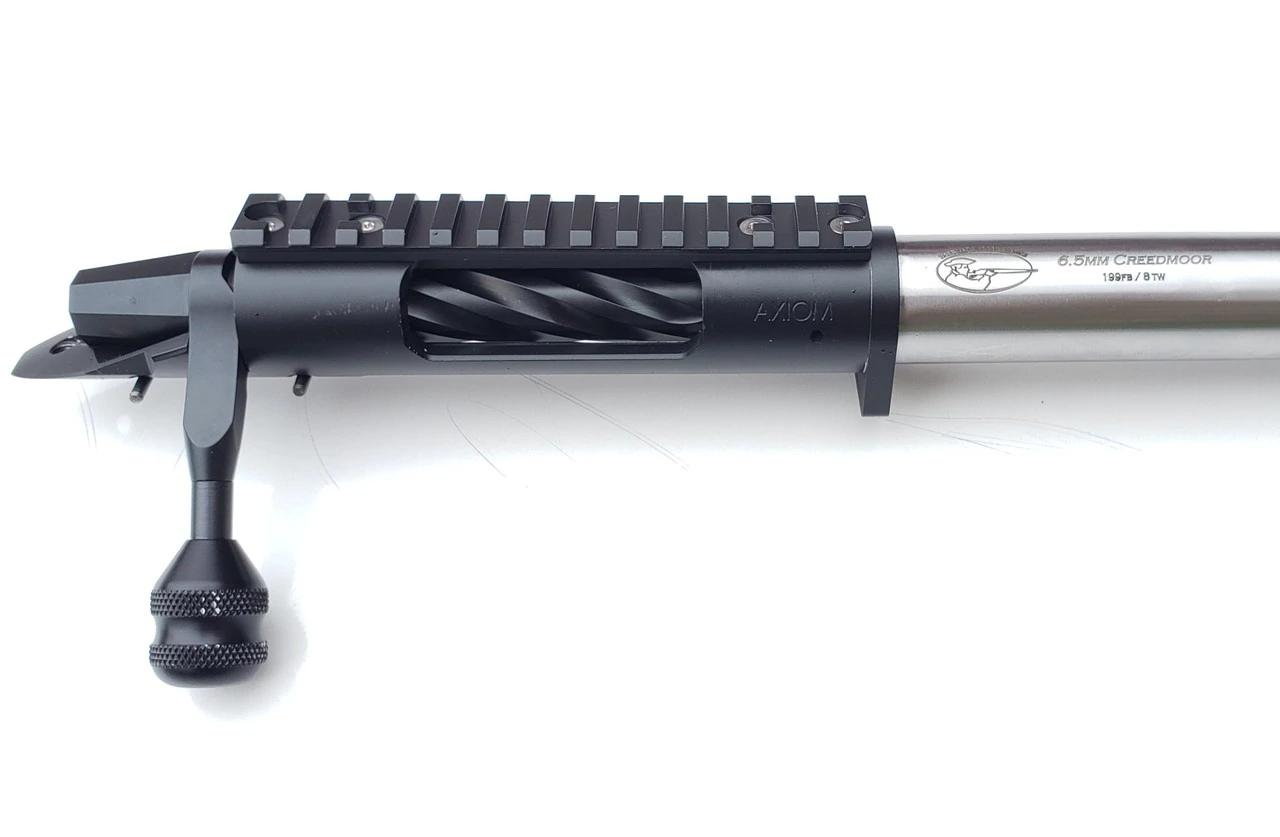 25 caliber Prefit Barrels All Actions, Button Rifled