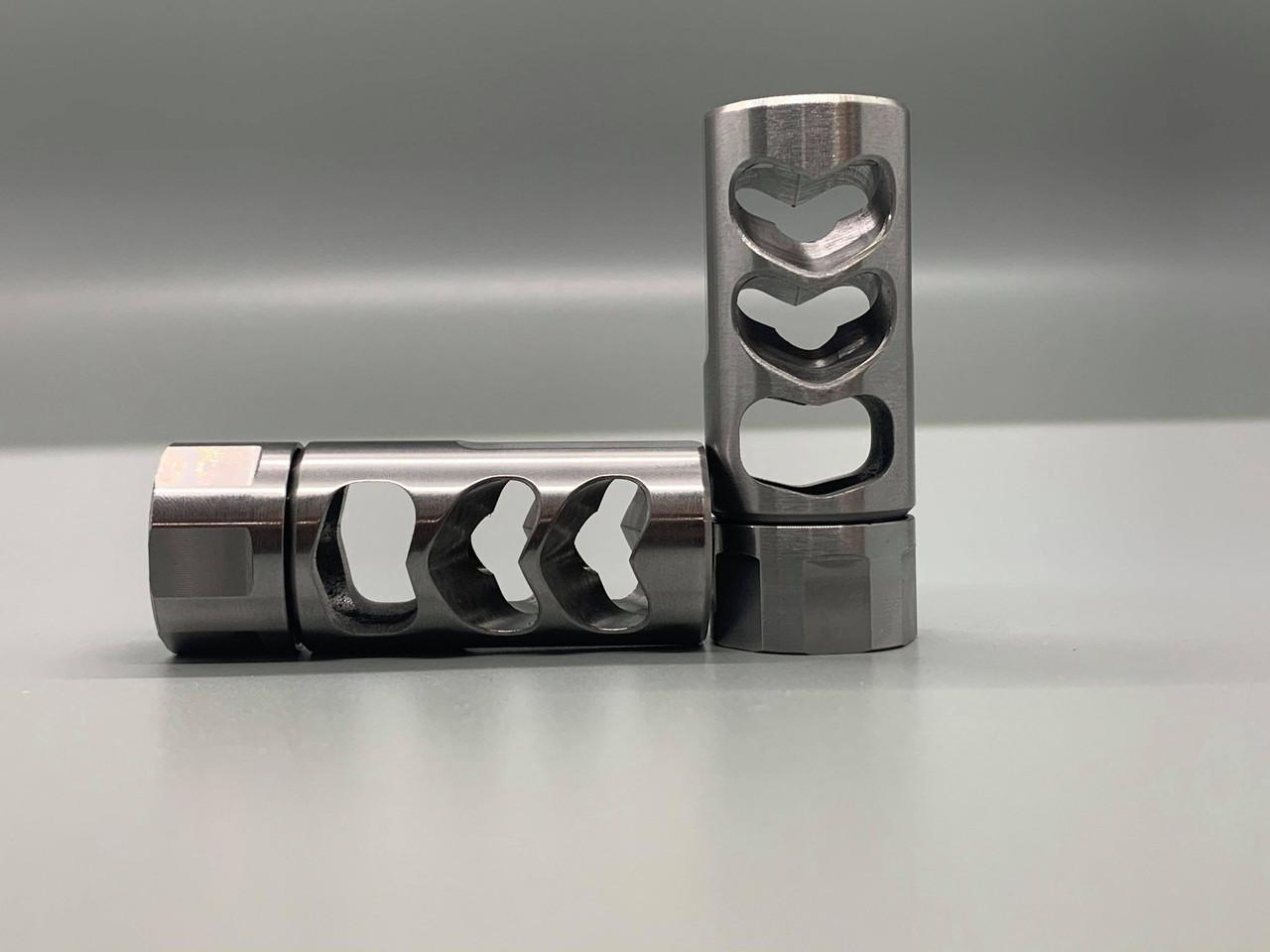 Hybrid Muzzle Brake