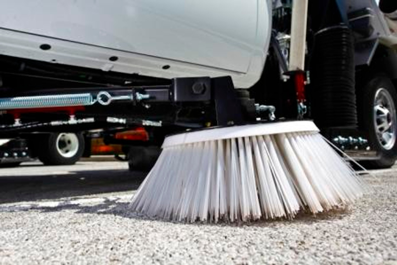 Broom, Curb (Conventional)