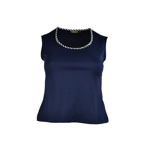 The BePear Blouse - Blue