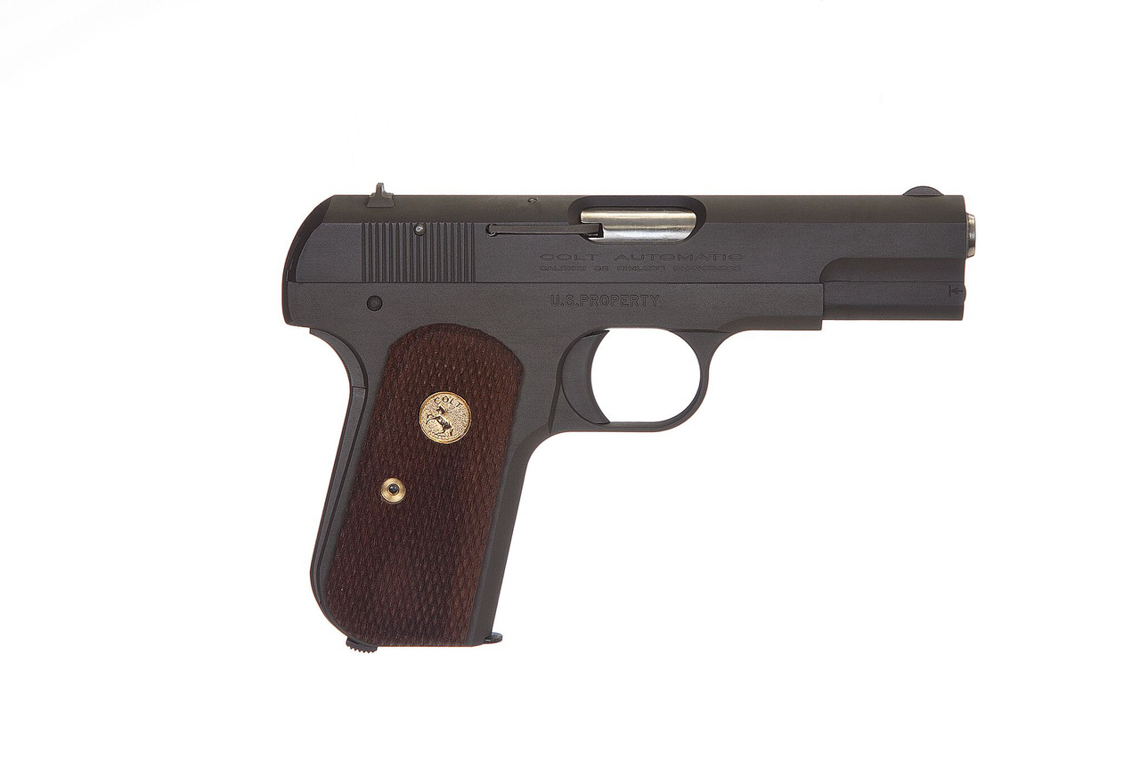 "COLT 1903 Pocket ""Hammerless"" Pistol - Parkerized"