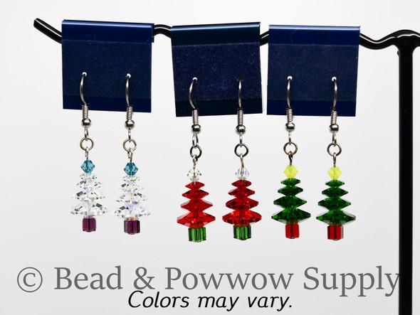 Christmas Tree Earring Bundle