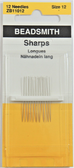 Size 12 Sharps (12 pack)