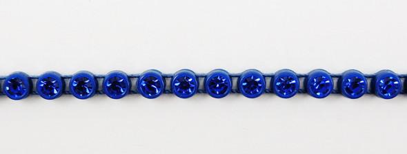 Czech SS8 Dark Blue-Sapphire