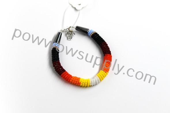 Fire Colors Bracelet