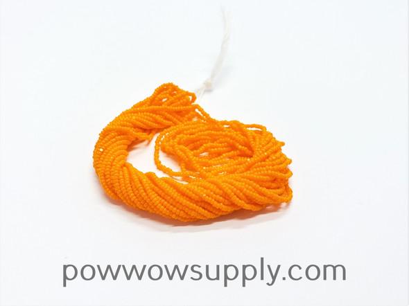 15/0 Charlottes Opaque Orange