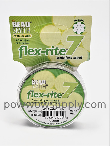 Flexrite 7 Strand Clear (30 ft)