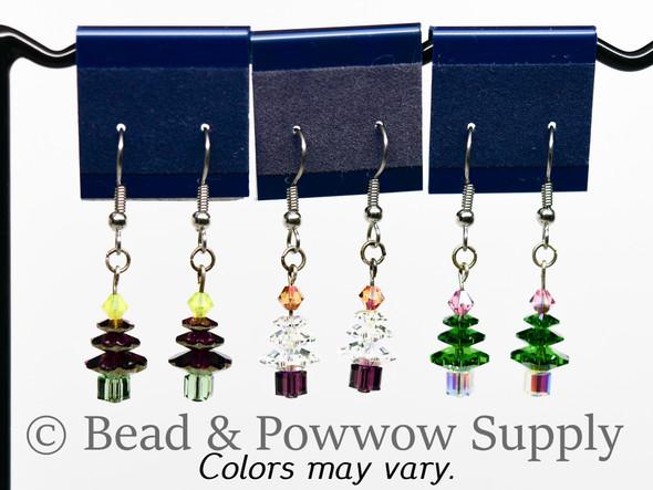 Mini Christmas Tree Earring Bundle