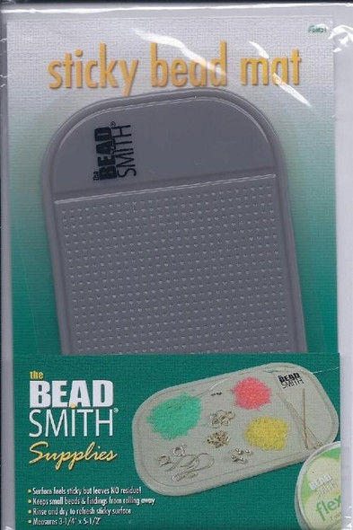sticky bead mat