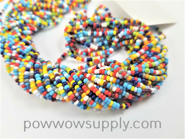 11/0 Seed Beads Opaque Mix