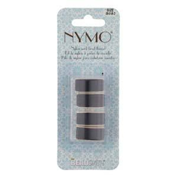 Nymo Assorted Size Pack Black