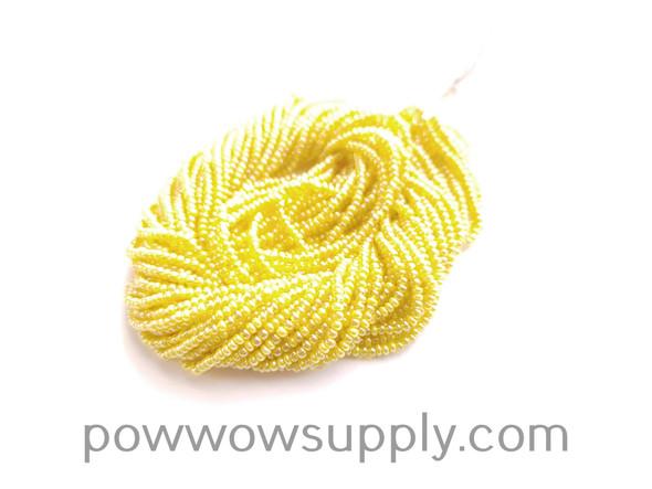11/0 Seed Beads Yellows Mix