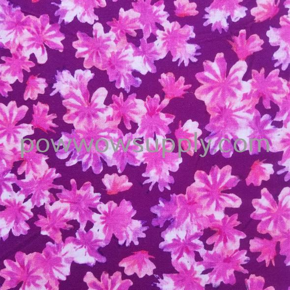 Breezy Blooms Purple