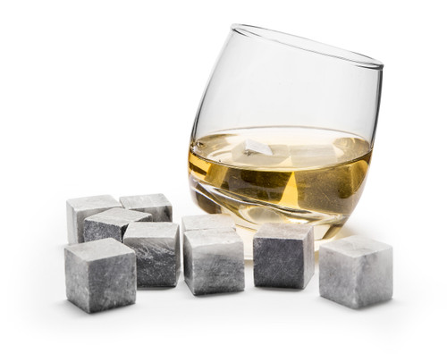 Whiskey stones 9-pack