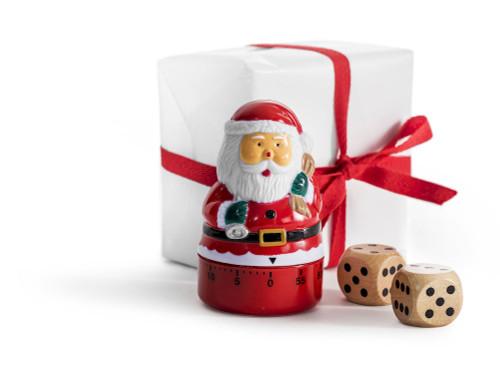 Winter Christmas gift game