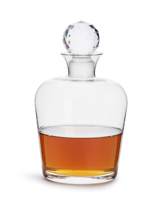 Club whiskey carafe