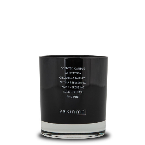 Scented candle Åkermynta Black