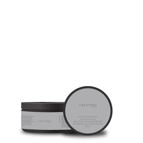 Body Butter Daggmossa Grey