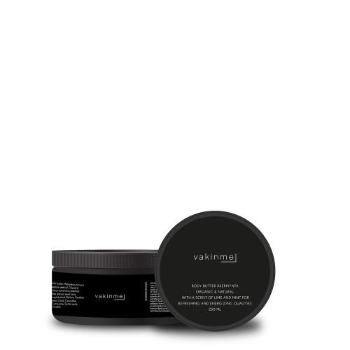 Body Butter Åkermynta Black