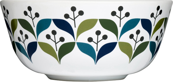 Retro breakfast bowl