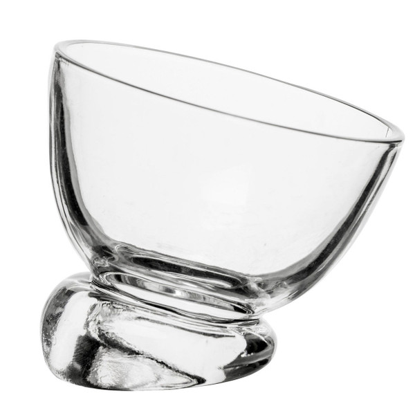 Sweet servingbowls 2-pack, clear
