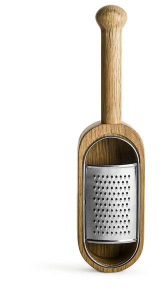 Nature cheese grater with handle