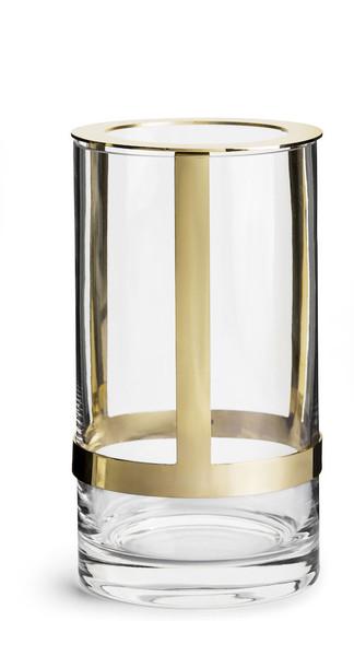 Hold lantern & vase, Gold