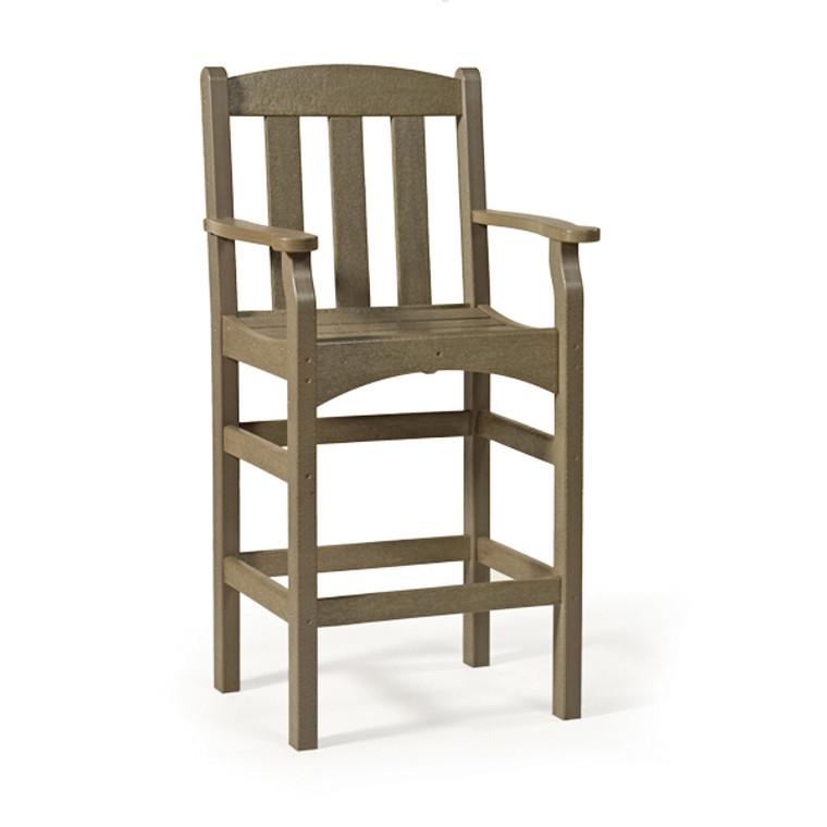 Breezesta Skyline Captains Bar Chair