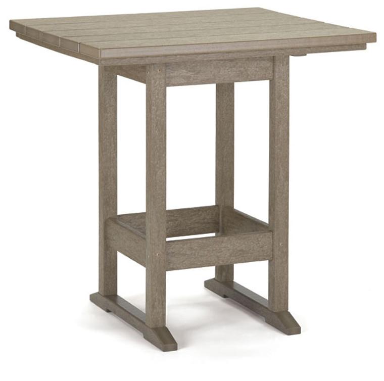 "Breezesta 26"" x 28"" Rectangular Dining Table"