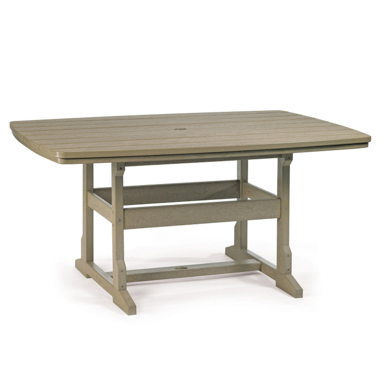 Breezesta 42 x 60 Inch Rectangular Dining Table