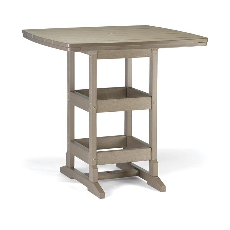 """Breezesta 42"""" x 42"""" Bar Table"""