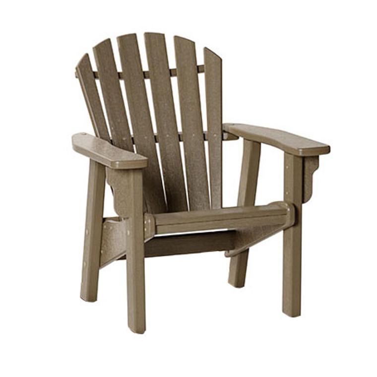 Breezesta Coastal Upright Adirondack Chair
