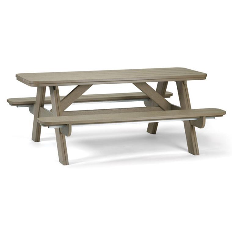 Breezesta 6 Foot Picnic Table