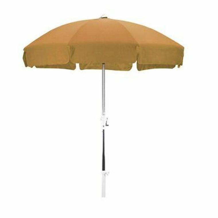 7.5' Garden Push Button Umbrella