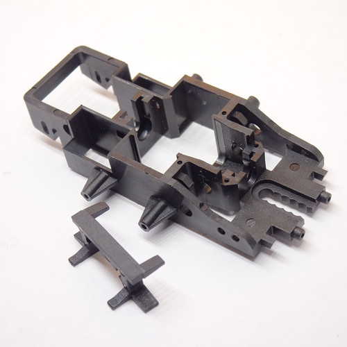 Stock Storm Chassis with Magnet Clip
