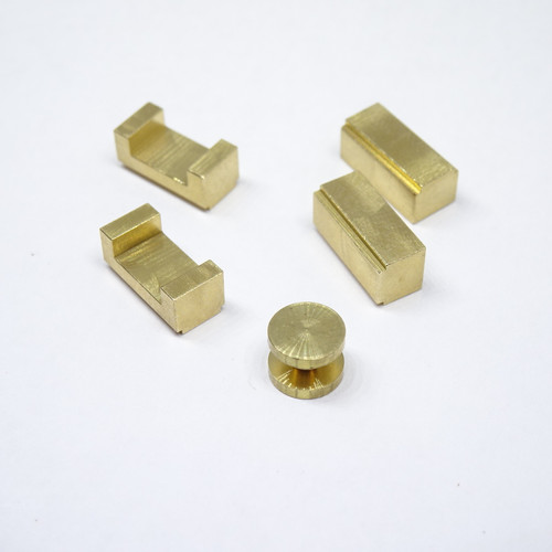 Thunder Storm Brass Weights