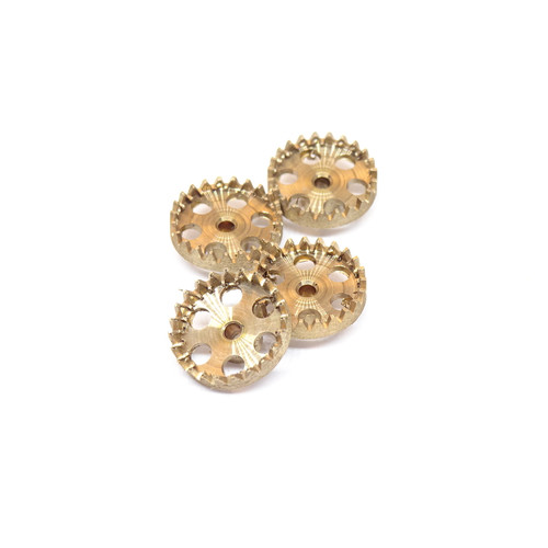 Silicon Bronze Crown Gear