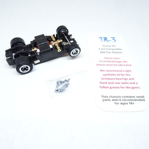 JAG TR-3(T-Jet Replacement Chassis)
