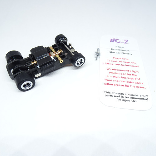 JAG-NC-2(3 Gear Replacement Chassis)