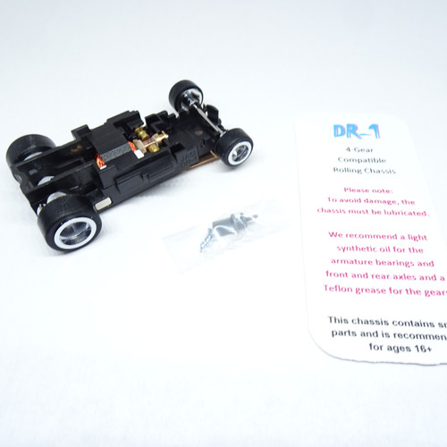 JAG-DR-1(4 Gear Compatible Chassis)